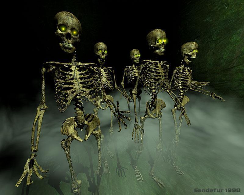 CB9 Skeletons